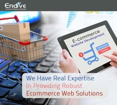 Endive Software is the well-known and expert eCommerce website Development Company which satisfied their customers with own work. It is proficient in designing and developing an engaging or accessible eCommerce portal and produces high quality, money-making, very attractive and easily convenient for the buyer.