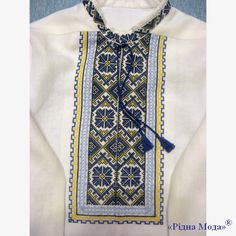 Сорочка-вишиванка для хлопчика-підлітка ТМ - 006 - Рідна мода. Магазин  українського f488394110644