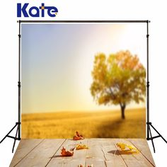 Find More Background Information about Kate Autumn Photographic Background Wooden Floor Photo Backdrops Yellow Meadow Customized Backgrounds Photo Studio For Children,High Quality studio prop,China background funny Suppliers, Cheap studio news from Marry wang on Aliexpress.com