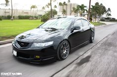 Slammed Acura TSX | Stance:Nation – Form > Function » Clean & Sharp TSX