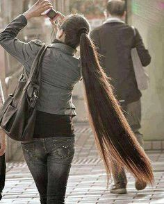 Super long hair cant wait for mine to get there!!
