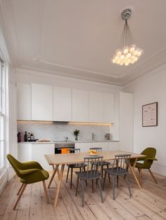 Flat Refurbishment in Islington by Architecture For London 02