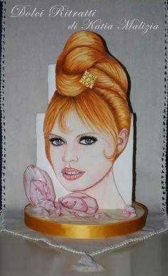 Capcake decor art viso