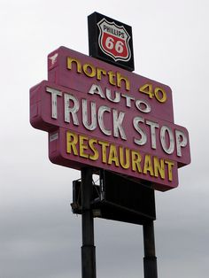 1000 Images About Truck Stops On Pinterest Trucks
