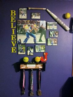 Love this idea for Kenzie's Room