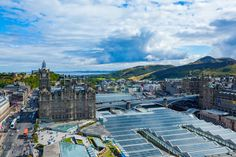 Quick Facts about Edinburgh 