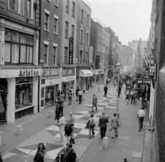 Carnaby Street, 1973