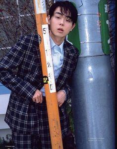 #菅田将暉 People Tumblr, Kentaro Sakaguchi, Yes Man, E Dawn, Japanese Boy, Asian Actors, Kpop Fashion, Asian Boys, Hot Boys