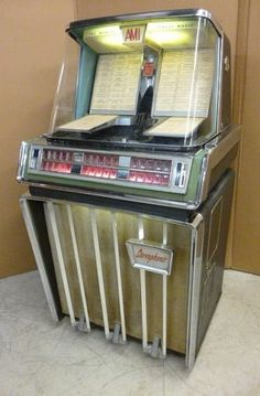 1959-AMI-JEJ200-J200-J-Jukebox-45-RPM-Juke-Box-Coin-Op