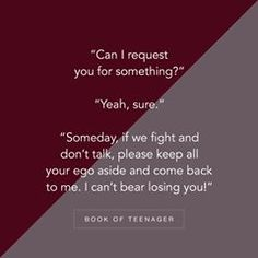 Hope to have that kinda relation with you yaraa cpt. Besties Quotes, Best Friend Quotes, Sibling Quotes, Sister Quotes, Best Friendship Quotes, Youre My Person, Heartfelt Quotes, Teenager Quotes, Reality Quotes