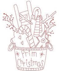 Prim Christmas