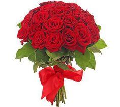 Доставка на цветя с БГФлорист - Доставка на букет от рози в София