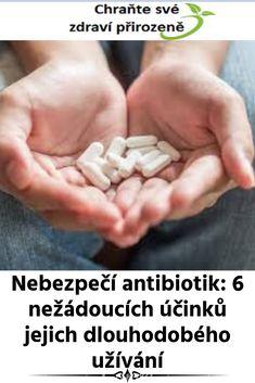 Nebezpečí antibiotik: 6 nežádoucích účinků jejich dlouhodobého užívání Diabetes, Health, Health Care, Salud