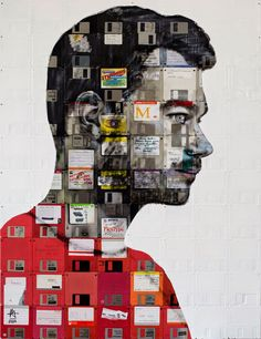 Sir John Lawes Art Faculty: Apart and or Together Edexcel GCSE 2015 Collage Nick Gentry