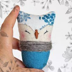 acorn baby blues!  #filomeluna #dollmakers