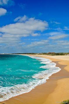 Supertubos beach, Peniche
