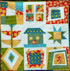 heather kojan quilts: What are you doing this Sunday?