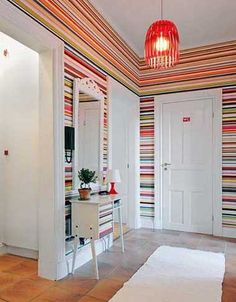 50 fotos e ideas para decorar entradas, recibidores, halls o entraditas modernas.