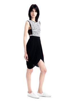 Cut25 By Yigal-Azrouël resort-2015 dress