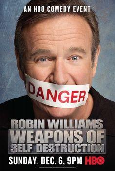 Robin Williams Press Conference (8/12/14)