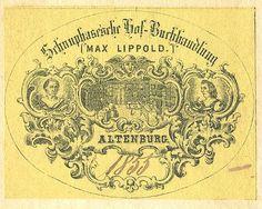 Old Bookshop Label | Rolf Müller | Flickr