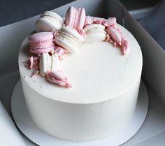 1st Birthday Cake For Girls, Cute Birthday Cakes, Beautiful Birthday Cakes, Pretty Cakes, Cute Cakes, Giant Cupcake Cakes, Birthday Cake Decorating, Girl Cakes, Celebration Cakes
