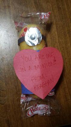 Valentines for elementary school