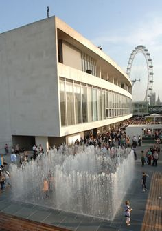 Southbank Centre: Royal Festival Hall, Queen Elizabeth Hall, Purcell Room, Hayward Gallery, and Saison Poetry Library.
