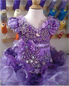 High Glitz Pageant Dress