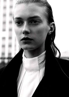 Sigrid Agren by Yelena Yemchuk for Numéro