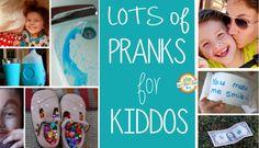 20+ April Fools Day Pranks - Kids Activities Blog