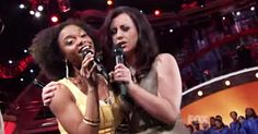 Backed by a full gospel choir, these American Idol finalists belted out an amazing rendition of Shout to the Lord on national television. This moving gospel song will touch you - wow.