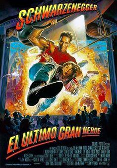 Ver película El ultimo gran heroe online latino 1993 gratis VK completa HD sin…
