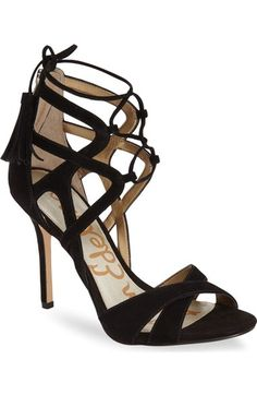 4fecdd6ff Sam Edelman  Azela  Tasseled Lace-Up Sandal (Women) available at