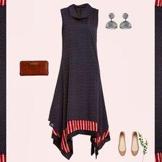 "504 Likes, 7 Comments - Ritu Kumar (@ritukumarhq) on Instagram: ""Wear this #RituKumar asymmetrical ikat kurta for a perfect Indo Chic look | Shop look online now…"""