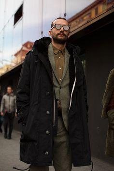 On the Street…Via Piranesi, Milan