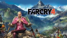 Far Cry 4 is an action and one of the most predictable games of the year and is available on Windows, Xbox Xbox one, PlayStation 4 and PlayStation Far Cry 4, Far Cry Game, Video Games Xbox, Video Game News, Ps4 Games, Shangri La, Assassin, Xbox 360, Playstation