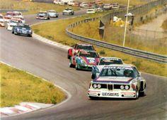 Touringcar races Zandvoort 1976