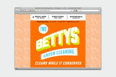 Two Bettys Website