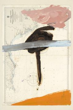 Julian Schnabel - Cabo de Sao Vicente, 2007: love to hate him/hate to love him