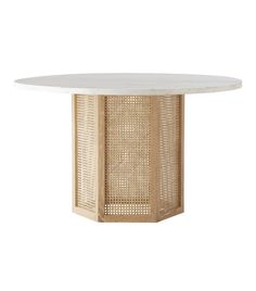 Shop modern dining tables in all shapes and sizes to find the perfect fit for your home. Our collection has dining furniture for any space. Rattan Furniture, Living Furniture, Table Furniture, Cool Furniture, Rattan Sofa, Industrial Dining Chairs, Modern Dining Table, Dining Table Chairs, Dining Room
