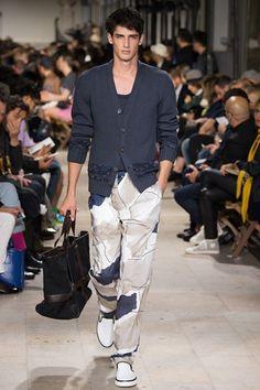 Sfilata Hermès Paris Moda Uomo Primavera Estate 2015 - Vogue