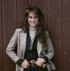 Brooke Shields, a legend for decades (here, in 1982). See 49 more vintage images of the timeless beauty.