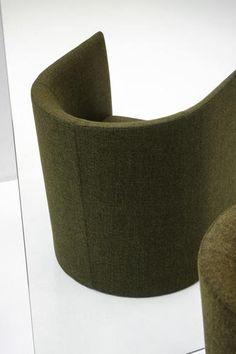 Pisa armchair by Claesson Koivisto Rune for Tacchini, Italy.