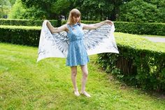 Product description for cotton scarfs Scarf size - cm x cm material - cotton colors white and black Growth of the model on the photo m ' please note if White Angel Wings, Cotton Plant, Unique Gifts For Her, Cotton Scarf, Scarf Styles, Womens Scarves, Scarfs, Different Styles, Summer Dresses