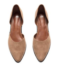 Open shoes by H&M £24.99