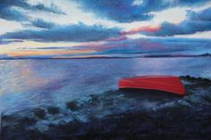 Susan Singer is a rabble-rousing painter of people, patterns, and precious objects. Satisfied creative people make for a happy world. Iceland In May, Iceland Pictures, Pastel Drawing, Creative People, Teacher, Singer, World, Drawings, Boats