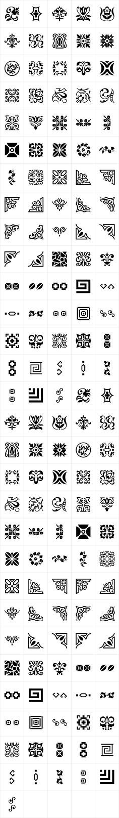Ornament by ParaType - Desktop Font and WebFont - YouWorkForThem