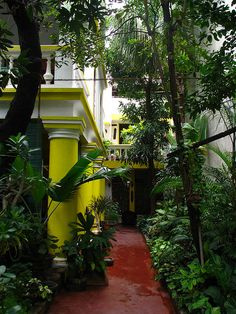 Pondicherry - Colonial Guesthouse