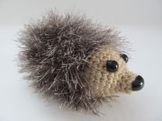 Crochet Hedgehog Hedgie by Starfall on Etsy, $12.00